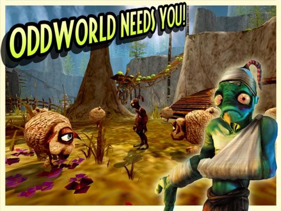 Игра Oddworld: Munch's Oddysee