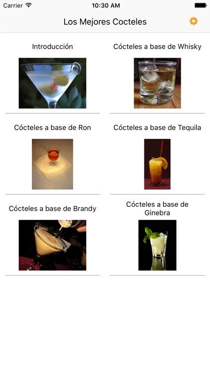 Los Mejores Cocteles