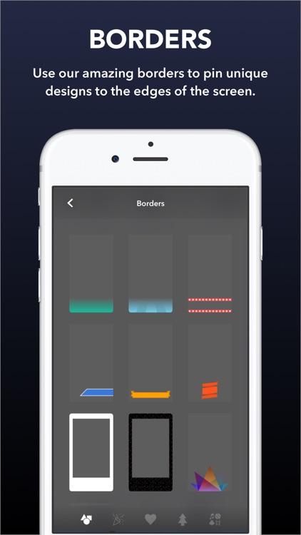 Confetti - Geofilter Design Maker for Snapchat