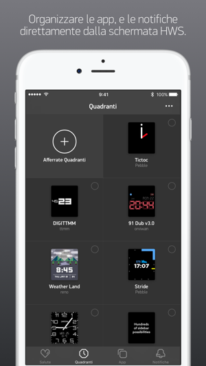‎Pebble™ Screenshot