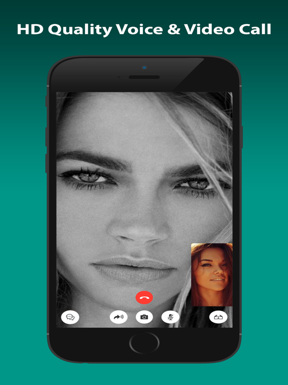 Video Call & Multiple Messenger-ipad-1