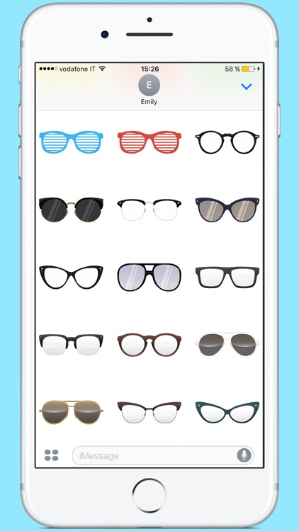 Sticky Glasses screenshot-3