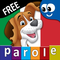 Italian First Words with Phonics Free: Kids Preschool Spelling & Learning Game