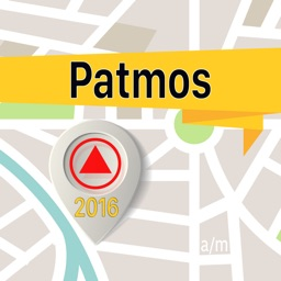 Patmos Offline Map Navigator and Guide