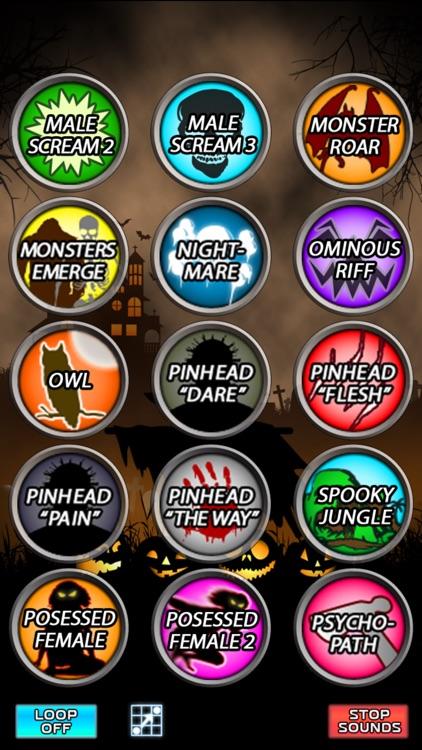Halloween Spooky Sound Box Free screenshot-3