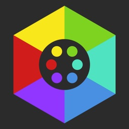 Color Shoot - Match The Color Of The Spinning Hexagon From The Shooting Cannon