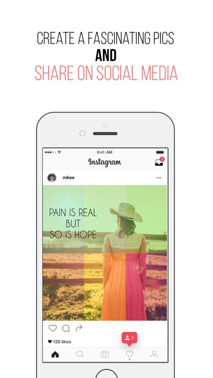 Picturesque Pro - Filters Overlays Texts Quotes Over Photos Themes & Cool Gradients 9 screenshot-4