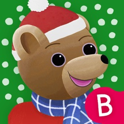 Little Brown Bear's fun Christmas advent calendar
