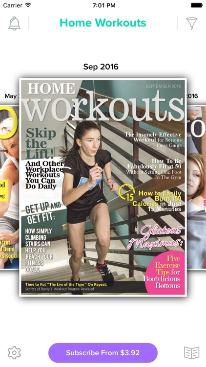 Home Workouts Magazine