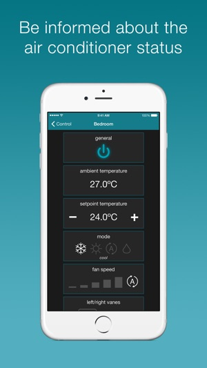 Luxury Control Your Air Conditioner From Your Phone