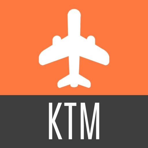 Kathmandu Travel Guide and Offline City Map