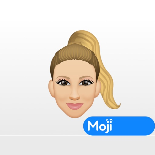 Gymoji ™ by Paige Hathaway and Moji Stickers icon