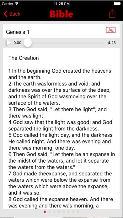 点击获取New American Standard Bible (Audio)