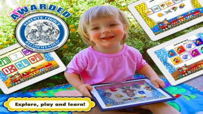 Preschool Toddler Kids Learning Abby Games Free review screenshots