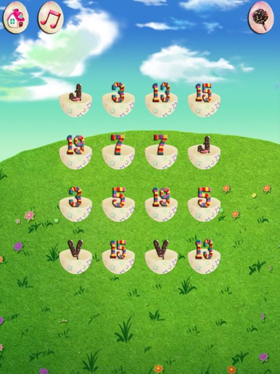 Easter Egg Roll:Add Minus Hunt screenshot-3