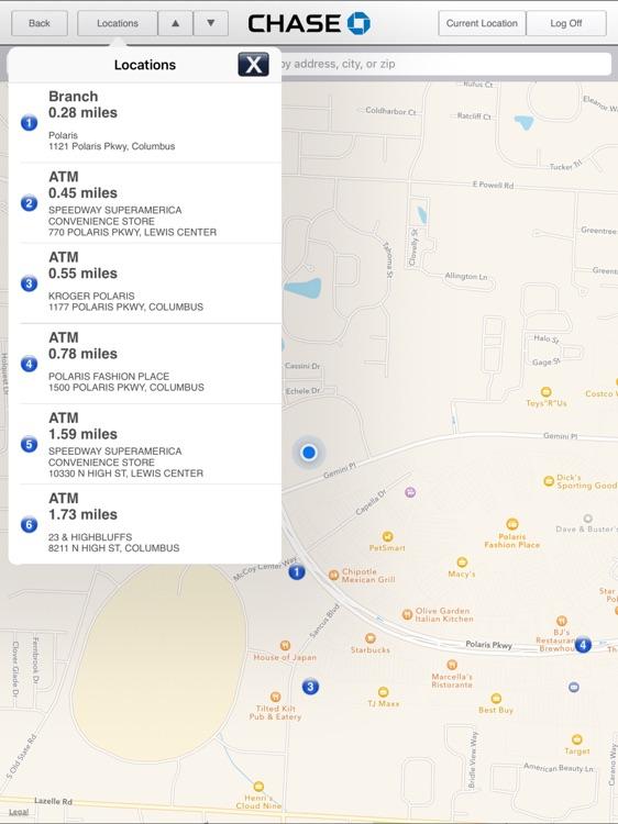 Chase Mobile screenshot-4