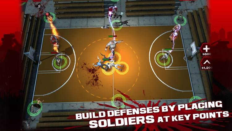 Zombie Defense: Battle for Survival