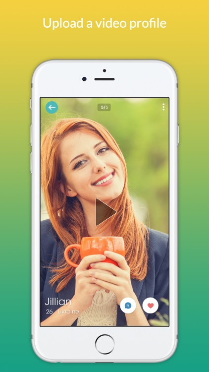Ukraine Social - Video Chat,Meet Ukrainian Friends