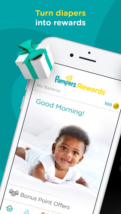 Pampers Rewards: Baby care for Windows