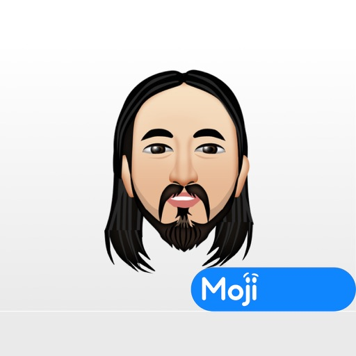 Steve Aoki ™ by Moji Stickers