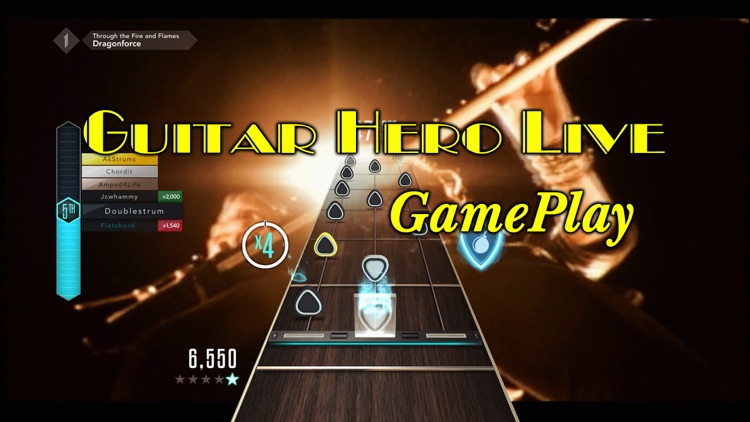PRO - Guitar Hero Live Version Guide