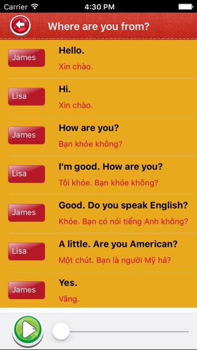 Hoc Tieng Anh giao tiếp - từ điển - đàm thoại mới nhất screenshot three