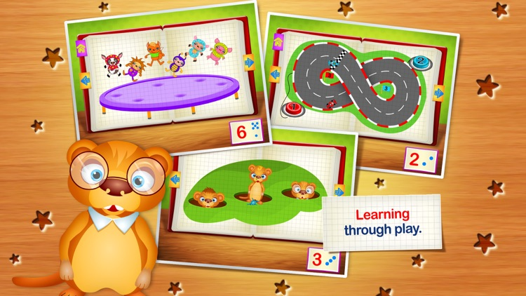 123 Kids Fun NUMBERS - Top Fun Math Games for Kids screenshot-0