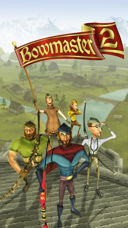 bowmaster 2 hacked games