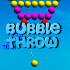 Activities of Bubble Throwing Game