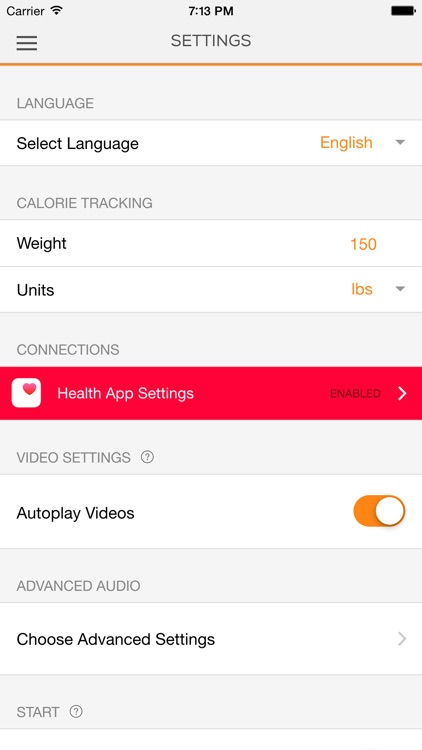 Cardio Sworkit - Endurance Trainer & Calorie Burn screenshot-4