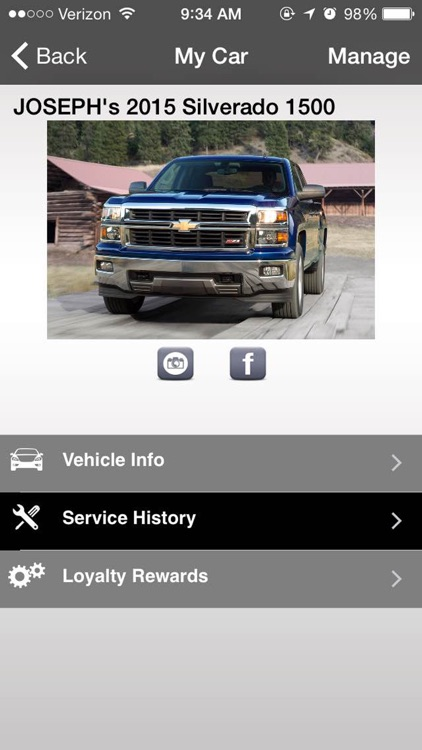 Classic Chevrolet Sugar Land Rewards