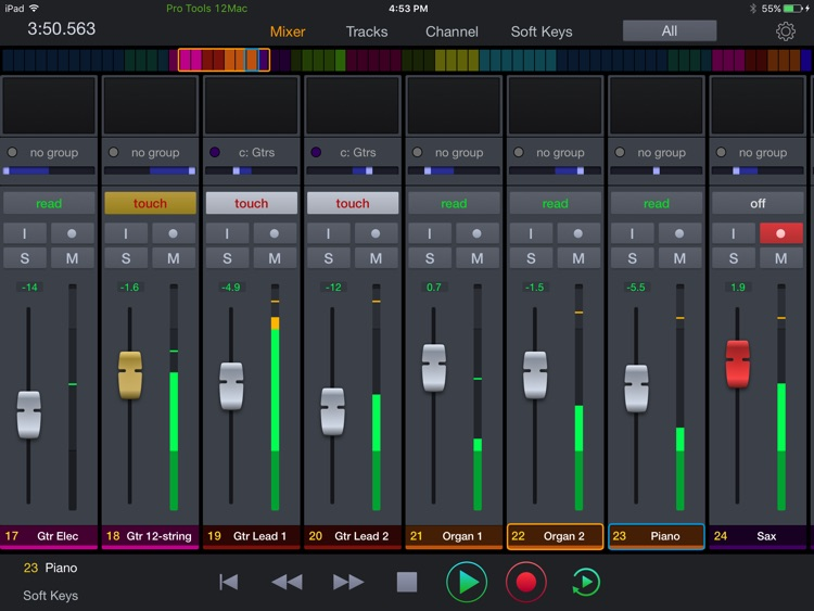 Pro Tools | Control screenshot-0