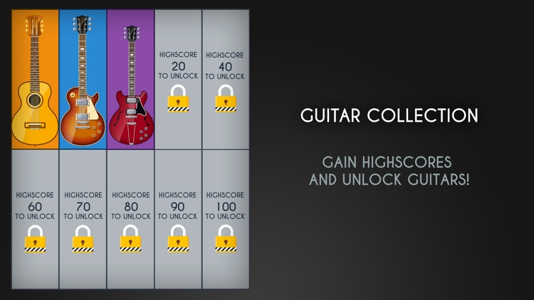 Fretboard Hero - learn guitar notes and memorize fretboard screenshot-3
