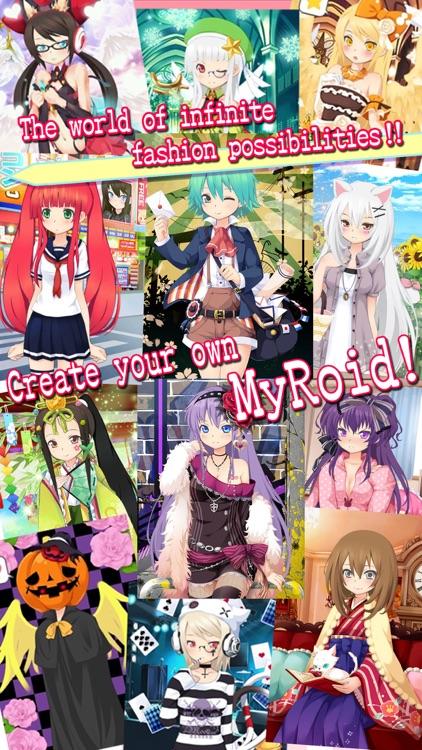 MOE Can Change! -Me & MyRoid- screenshot-4