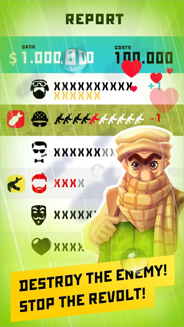 Dictator: Outbreak Screenshot