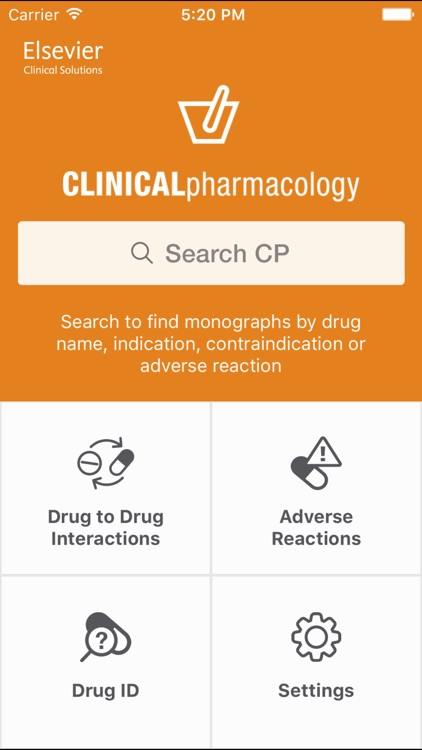 Elsevier Clinical Pharmacology