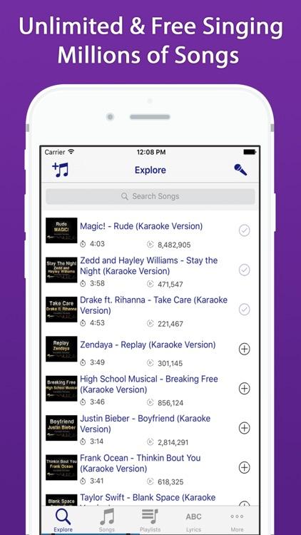 Karaoke Sing Karaoke Unlimited Songs  :: kingdecenetf gq