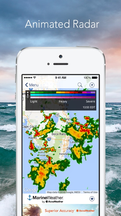 Marine Weather by AccuWeather: UK Edition