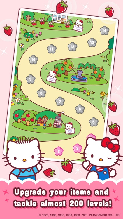 Hello Kitty Orchard! screenshot-3