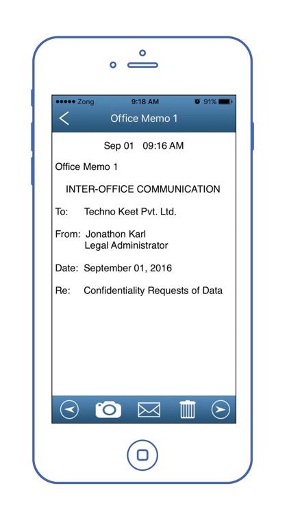 Easy Notes Locker - Password Protected Notepad screenshot-3