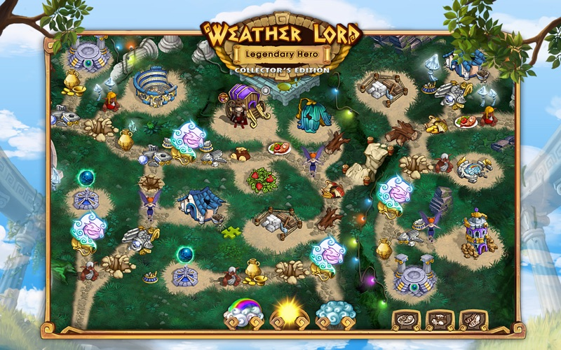 Weather Lord: Legendary Hero Collector's Edition screenshot 4