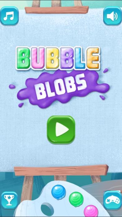 Bubble Blobs Shooter Match Blast screenshot one