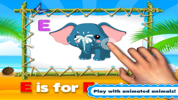 Kids ABC Games: Toddler Girls & Boys Learning Free screenshot-3