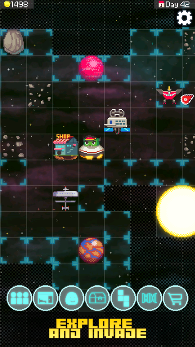 Karaz's Conquest screenshot #2