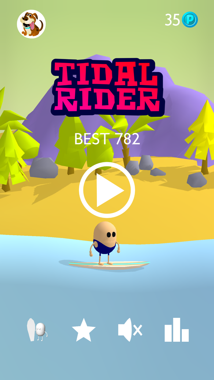 Tidal Rider Screenshot