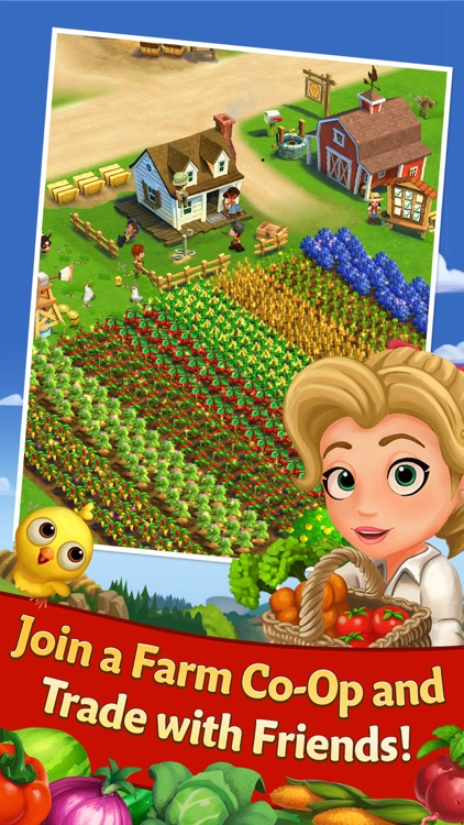 FarmVille 2: Country Escape screenshot-3