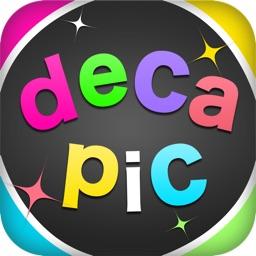 【無料】画像検索アプリ「decapic(デカピック)」高画質の写真を探してダウンロード