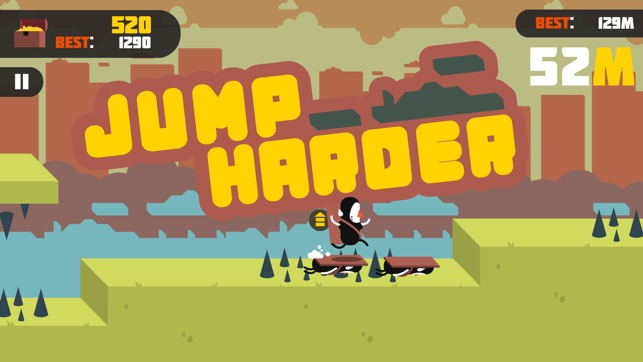 Try Harder on the App Store