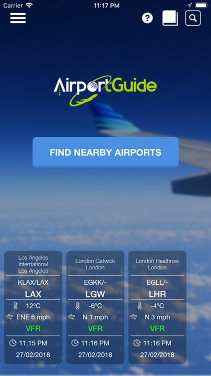 Airport Guide for Pilots