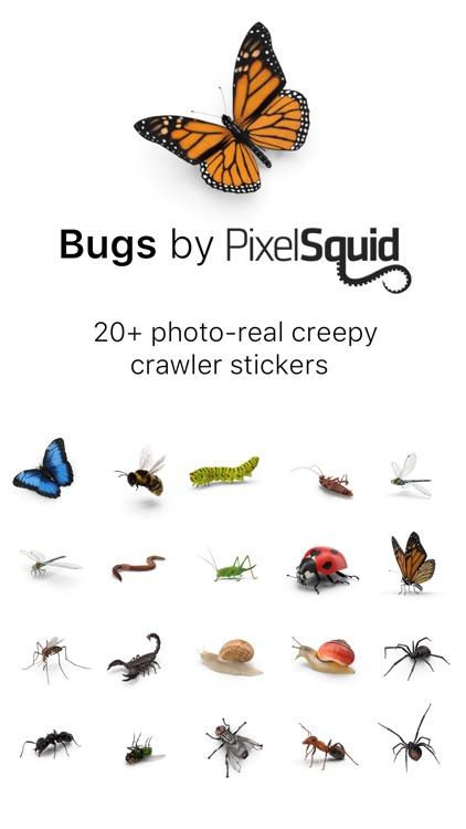 Bugs by PixelSquid
